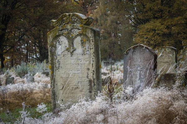 Matthias Gößmann: Jüdischer Friedhof Bechhofen