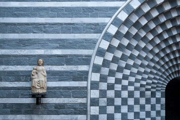 Matthias Gößmann: San Giovanni Battista in Mogno; Schweiz