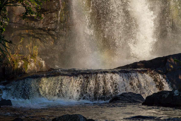 Matthias Gößmann: Ntumbacushi Falls; Zambia
