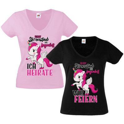 JGA Shirt – Einhorn II