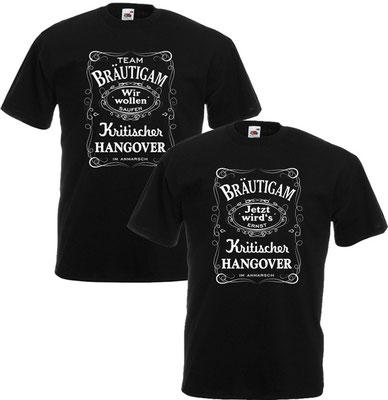 JGA Shirt – Jackie Bräutigam