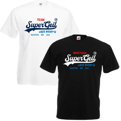 JGA Shirt – SUPERGEIL