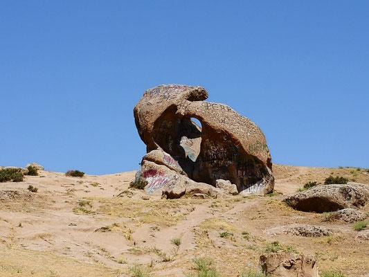 spezielle Steinformationen