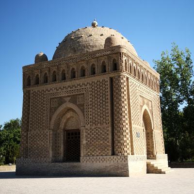 Mausoleum des Samenidenherrschers, um 900 errichtet