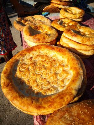 in Buchera auf dem Brotmarkt