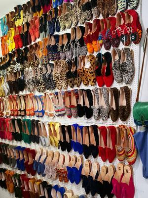 Schuhe von sehr guter Qualität