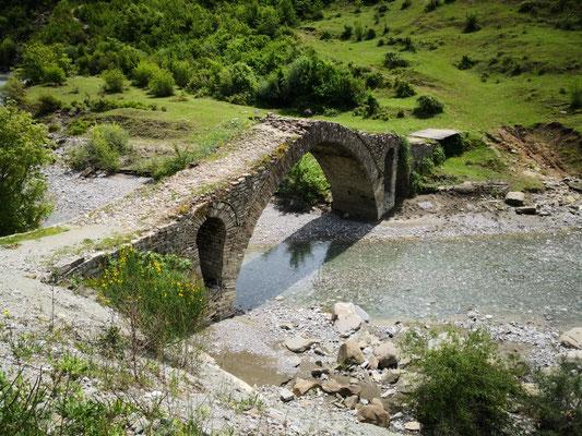 die alte türkische Brücke