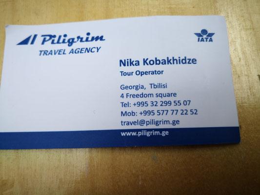 Tipp: Reisebüro für Visa