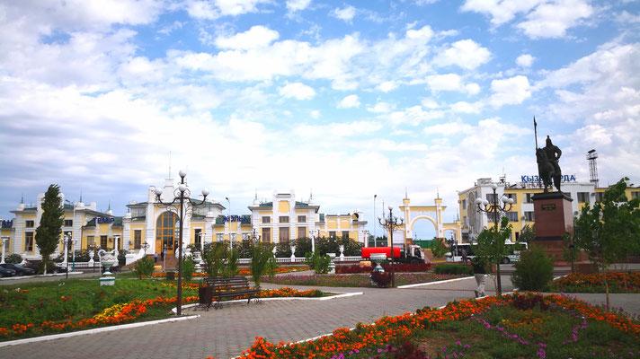 Bahnhof von Kyzylorda