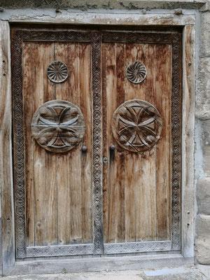 manch schöne Tür  ist unverschlossen