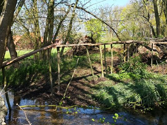 Die Hoffnungsbrücke ist fertig