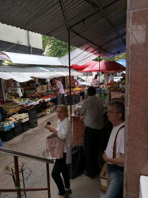 Markt in Czernowitz