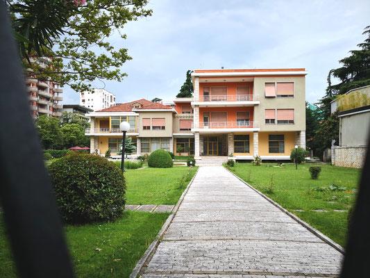 Die Villa Hoxhas