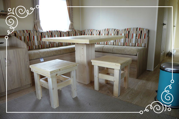 Salontafel Met Bijpassende Eettafel.Eettafels Worlds Of Wood De Mooiste Steigerhouten Meubels