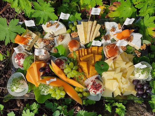 Käse - Platte