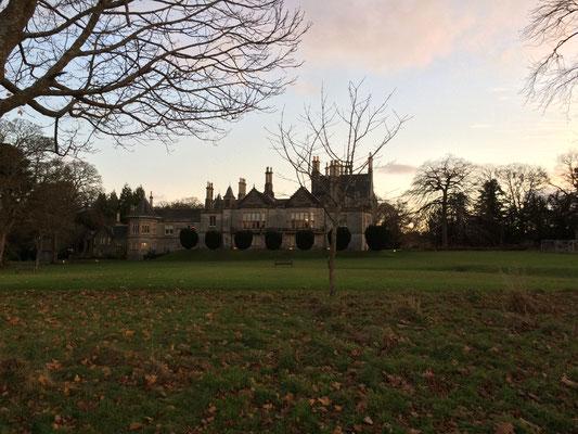 Ein privates Anwesen in Cramond, das man allerdings auch besichtigen kann (mit vorher vereinbartem Termin)