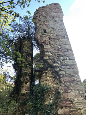 Ruins of Innerwick Castle