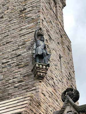 Statue William Wallace