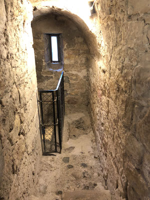 Prison Castle Campbell