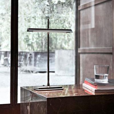 flos goldman tischleuchte designer ron gilad 8 W LED