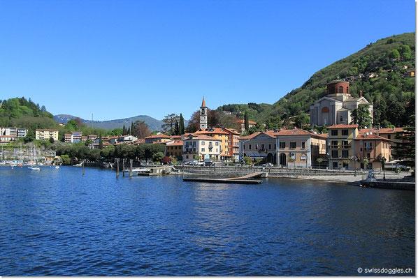 Die italienischen Städtchen am Lago Maggiore
