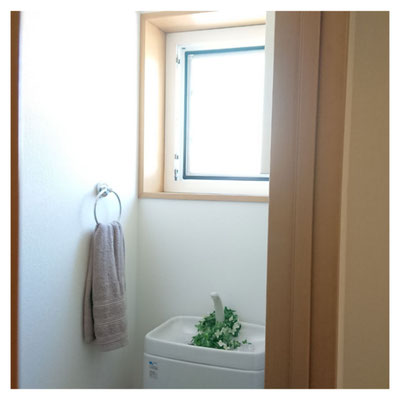新型コロナウィルス対策 トイレの換気