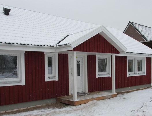 Modell Älmhult 120 von Berg-Schwedenhaus