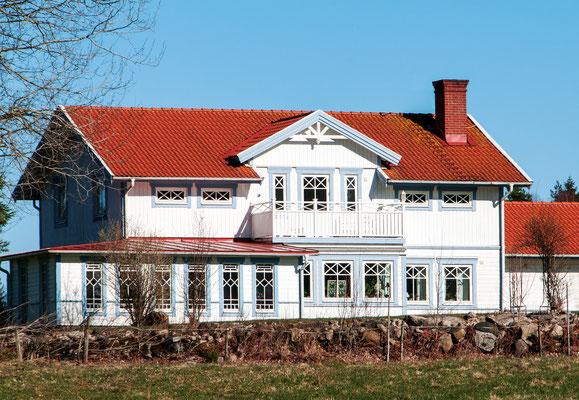 Referenz Schwedenhaus Nordkap 150 Holzhaus von Berg