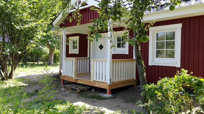 Referenz Holzhaus Nordkap Schwedenhaus