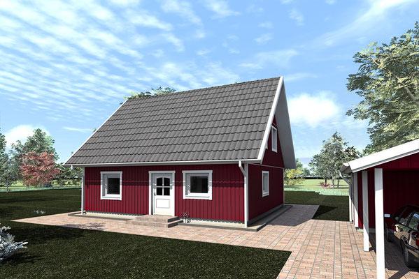 Schwedenhaus Nordkap 110