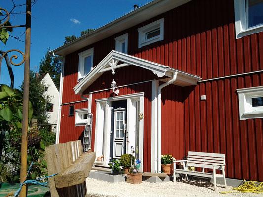 Referenz Eingangsbereich der Stadtvilla Nordkap von Berg