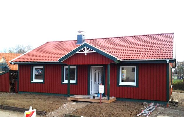 Älmhult das Schwedenhaus von Berg