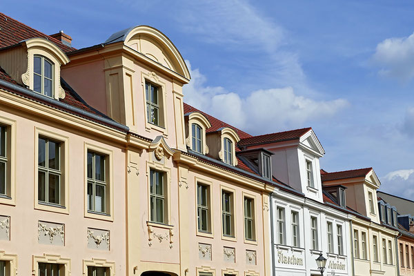Barocke Typenhäuser in Potsdam