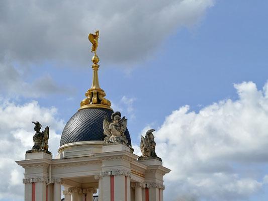 Fortunaportal am Alten Markt in Potsdam