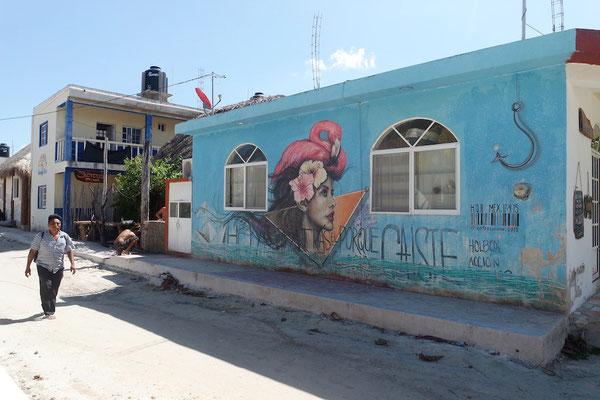 isla holbox wo die farben wohnen zwei weltentdecker aus hamburg. Black Bedroom Furniture Sets. Home Design Ideas