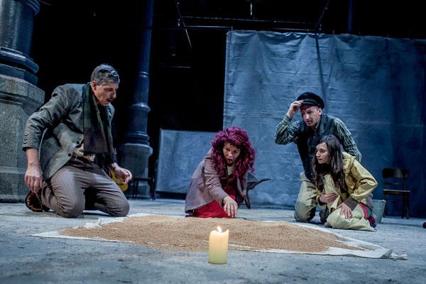 """Der Golem"" - Theater Mummpitz Nürnberg - Bühnenbild M. Pfeiffer"