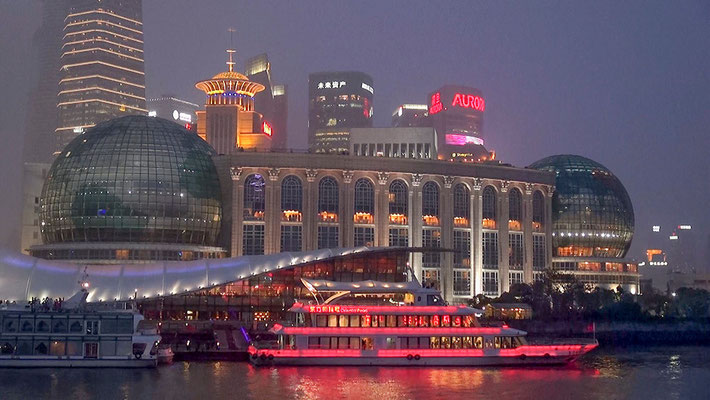 Pudong, 2013