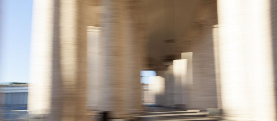 St-Peter 6, 2020, 86 x 198 cm