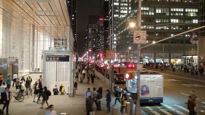 Manhattan, 2015