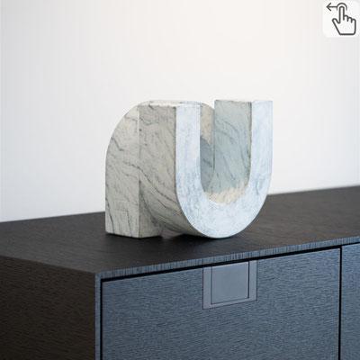 Uno marble look - Renaat Ramon