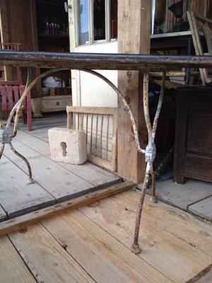 table de jardin XIX éme/VENDU