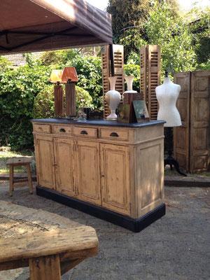 enfilade XIXéme, meuble de métier de boiserie