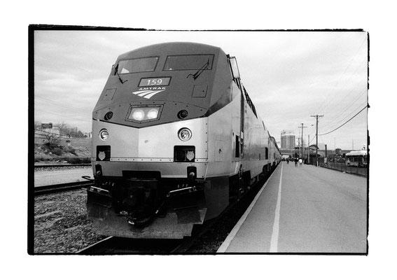 El Paso, Amtrak