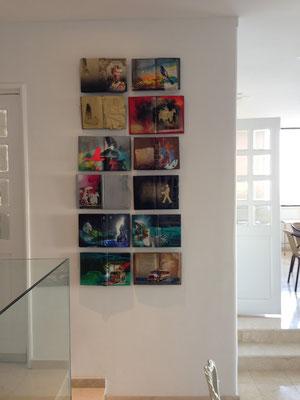Instalación Libros en 3D ¡Clientes Felices!