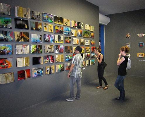 Instalación libros en 3D / DISPONIBLES