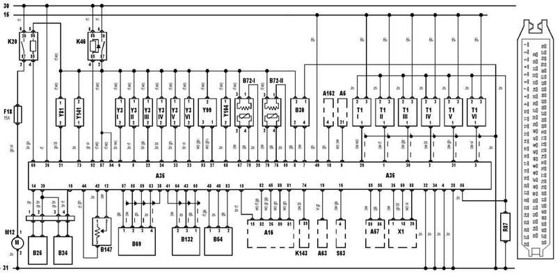 Bmw E39 Wiring Diagrams Free Pdf S, E38 Wiring Diagram