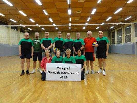 Volleyballgruppe 2015