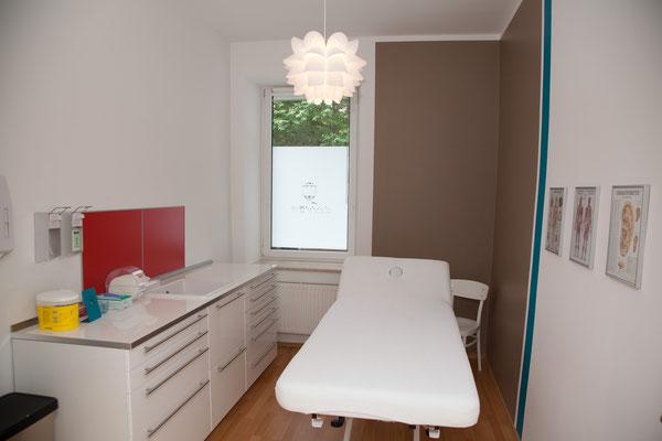 Treatment room, Heilpraktiker