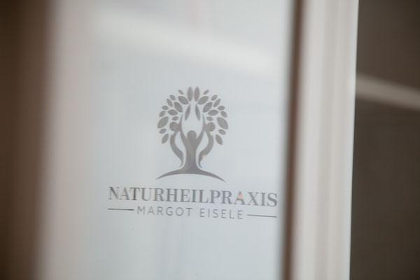 Praxislogo Naturheilpraxis Margot Eisele