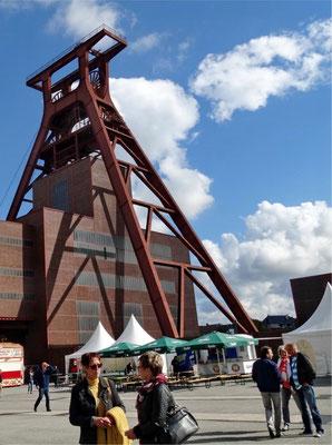 Kulturkreis Vellberg, Wochenendreise 2015, Mythos Ruhrgebiet, Essen